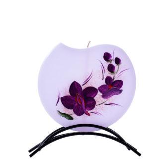 Motivkerze Blumen